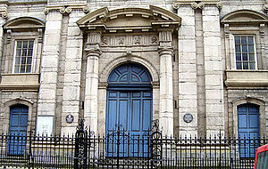 St. Werburgh's Church, Dublin - Image: Stwerburgh