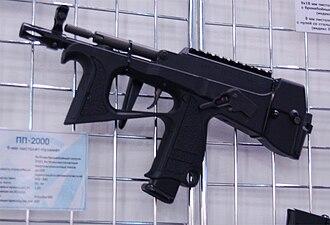 PP-2000 -  Submachine gun PP2000