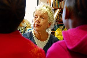Sue Duncan Children's Center - Sue Duncan has taught children at her center since 1961.