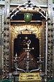 Sufi saint Shahul Hameed's tomb at Nagore Dargah in Nagapattinam, Tamil Nadu.jpg