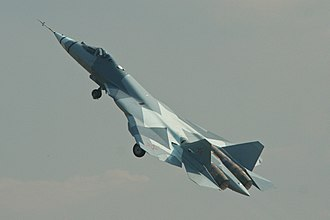 United Aircraft Corporation - The Sukhoi Su-57 PAK FA (T-50) would be Russia's first fifth generation jet fighter, and is developed by Sukhoi, a branch of the corporation.