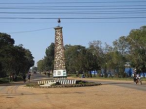 Sumbawanga - Sumbawanga Memorial