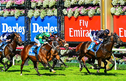 Super Saturday at Flemington racecourse (13005834844)