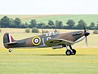 Supermarine 349 Spitfire G-CISV (R9649) - Flying Legends 2016 (28193239776).jpg