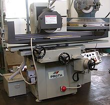 Grinding Machine Wikipedia