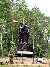 Suryo Monument in Ngawi Forest.jpg