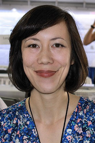 Susan Barker - Barker at the 2015 Texas Book Festival