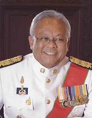 Suthep Thaugsuban - Image: Suthep royal