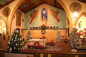 Saint George Roman Catholic Lithuanian Church - Saint George Roman Catholic Lithuanian Church, Rochester, NY, USA