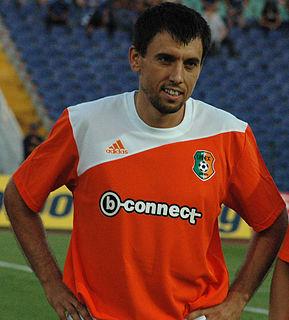 Svetoslav Todorov Bulgarian footballer