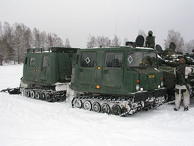 Hägglunds bandvagn