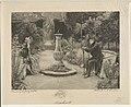 Sweethearts - W. Dendy Sadler ; painted by W. Dendy Sadler ; etched by W.H. Boucher. LCCN2009633497.jpg