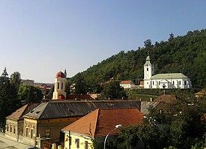 Reformed Church, Șimleu Silvaniei - Image: Szilágysomlyó churches 1