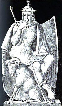 Týr (1832) from Die Helden und Götter des Nordens, oder Das Buch der sagen.jpg