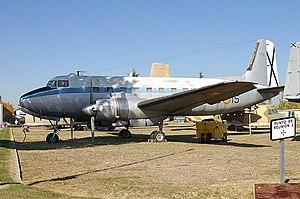 CASA C-207 Azor - T.7-6 CASA C-207 'Azor' 405-15 in the Museo del Aire de Cuatro Vientos, Madrid (Spain)