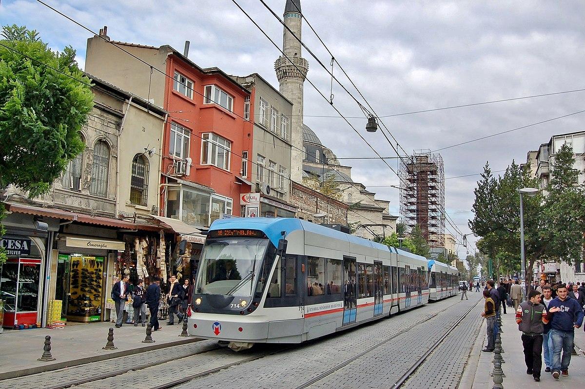 T1  Istanbul Tram