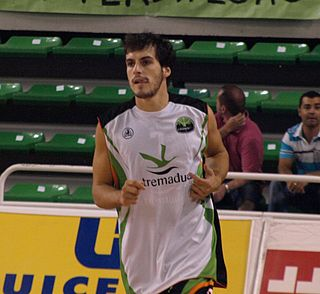 Tomás Bellas Spanish basketball player