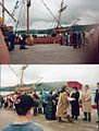 THE MATTHEW - 1997 CELEBRATING JOHN CABOT'S CROSSING Port Hope Simpson Off The Beaten Path Llewelyn Pritchard.jpg