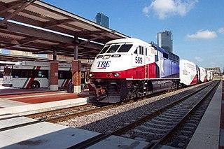 Fort Worth Central Station