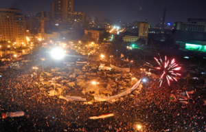 Tahrir Square on February11.png