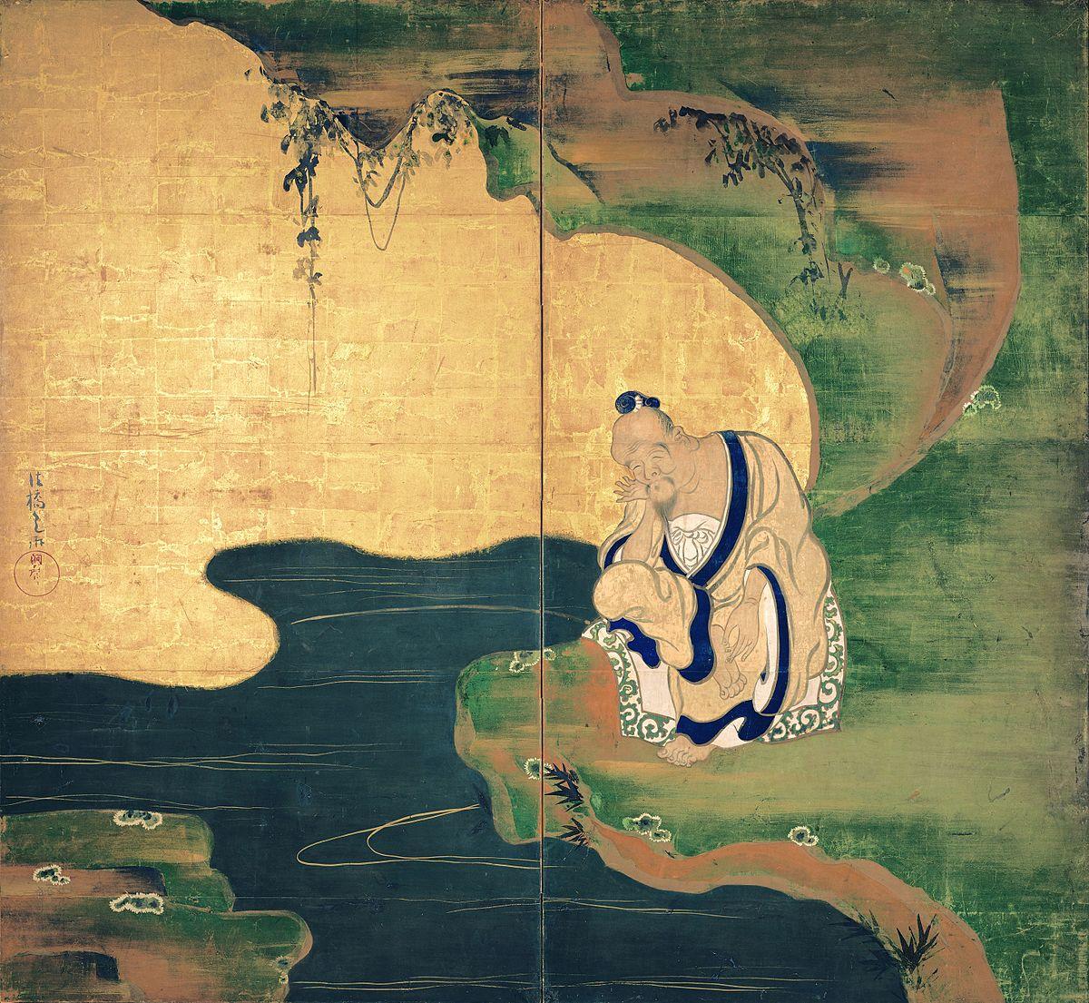 Tai Gong Wang by Ogata Korin (Kyoto National Museum).jpg