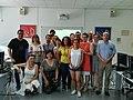 Taller de Wikipedia en el centro del Servef de Castellón.jpg
