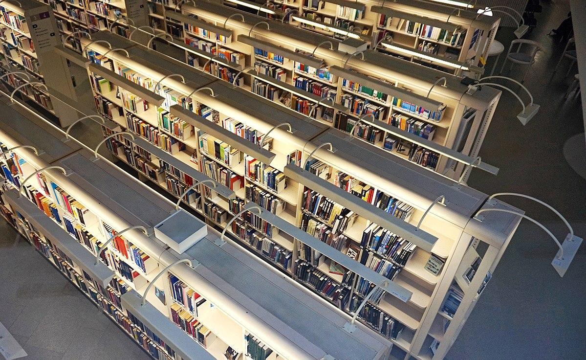 kaukajärven kirjasto Hamina