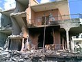 Targeted home by Israeli army aircraft during 2006 war - panoramio.jpg