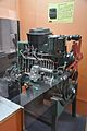 Tata TMB Vehicle Diesel Engine - 100 hp - 6 cyl - 3000 rpm - Transport Gallery - BITM - Kolkata 2016-06-02 4066.JPG