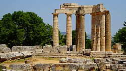 Temple of Zeus - Nemea, Greece.jpg