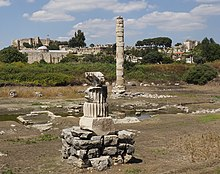 Temple of Artemis - Wikipedia