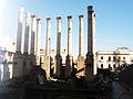 Templo romano de Córdoba.JPG
