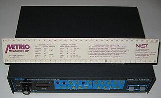 Terminal node controller - AEA (Advanced Electronic Applications Inc.) PK-232MBX, circa 1991.