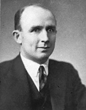 University of Canterbury - Terry McCombs in 1935.