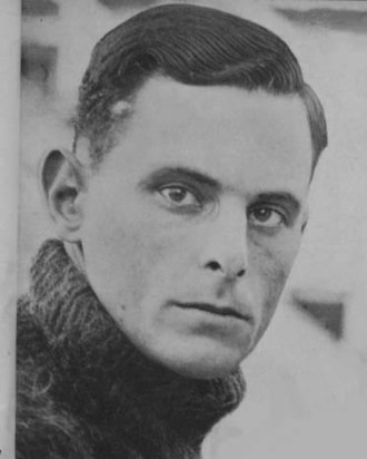 Américo Tesoriere - Tesoriere in 1927 as he appeared on the cover of El Gráfico