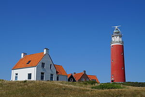 Texel - Eierland Lighthouse in 2013