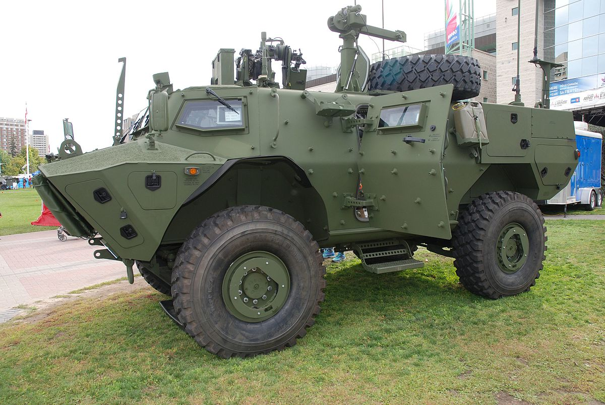 Textron Tactical Armoured Patrol Vehicle - Wikipedia