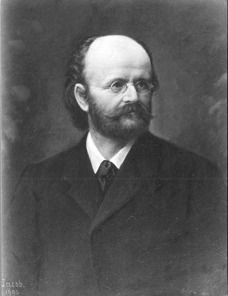 Bernhard von Kugler - Bernhard von Kugler (1837-1898)