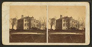Thomaston, Maine - Montpelier, the Gen. Henry Knox mansion (1793–1871) – replica built 1929.