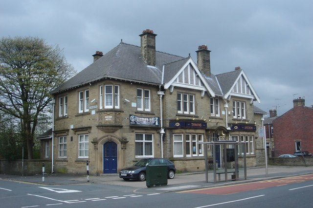 The Anchor Hotel - geograph.org.uk - 163240