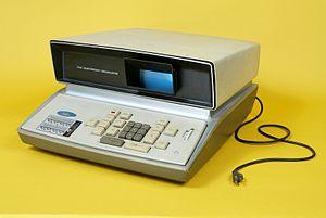 Friden, Inc. - Image: The Childrens Museum of Indianapolis Friden model 132 calculator