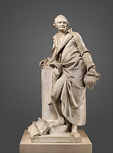 Statue of Grétry by Jean-Baptiste Stouf (1804–1808), marble, New York, Metropolitan Museum of Art. (Source: Wikimedia)