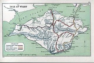 Railways on the Isle of Wight Railways