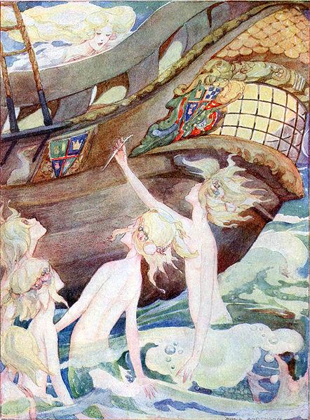 File:The Little Mermaid's Sisters - Anne Anderson.jpg
