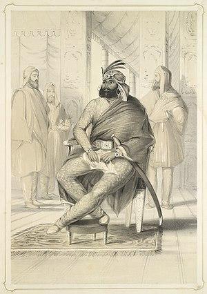 Sher Singh - The Maharaja Sher Singh