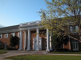Olivet College - The Margaret Upton Conservatory of Music