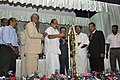 The Minister of State for Agriculture, Consumer Affairs, Food & Public Distribution, Prof. K.V. Thomas inaugurating the Silver Jubilee celebrations of the Central Administrative Tribunal, Ernakulam Bench on August 07, 2010.jpg