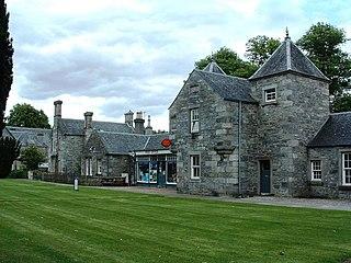 Blair Atholl Human settlement in Scotland
