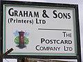 The Postcard Company Ltd, Omagh - geograph.org.uk - 1503152.jpg