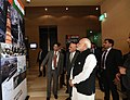 The Prime Minister, Shri Narendra Modi and the President of Afghanistan, Dr. Mohammad Ashraf Ghani visit an exhibition at the Heart of Asia Ministerial Conference, in Amritsar, Punjab on December 04, 2016 (1).jpg